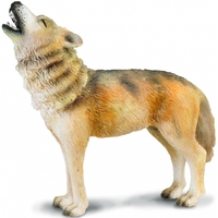 Collecta - Timber Wolf Howling 88341