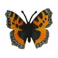 Collecta - Small Tortoiseshell Butterfly 88387