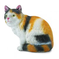 Collecta - Cat Moggy Sitting 88490
