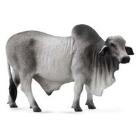 Collecta - Brahman Bull Grey 88579