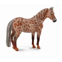 Collecta - British Spotted Pony Mare  Chestnut Leopard 88750