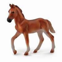 Collecta - Peruvian Paso Foal Chestnut 88751