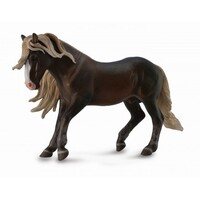 Collecta - Black Forest Horse Stallion 88769