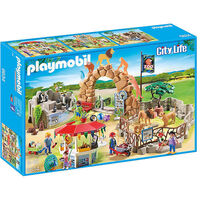 Playmobil - Large City Zoo 6634