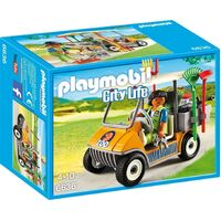 Playmobil - Zookeeper's Cart 6636