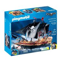 Playmobil - Pirates Raiders' Ship 6678