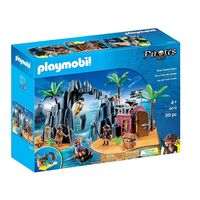 Playmobil - Pirates Treasure Island 6679