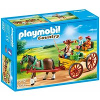 Playmobil - Horse-Drawn Wagon 6932