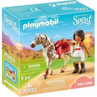 Playmobil - Spirit - Solana Vaulting 70123
