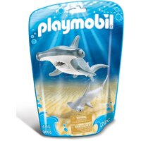 Playmobil - Hammerhead Shark with Baby 9065