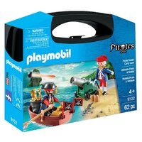 Playmobil - Pirate Raider Carry Case 9102