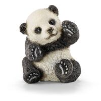 Schleich - Panda Cub Playing 14734