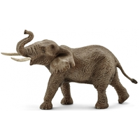 Schleich - African Elephant, Male 14762