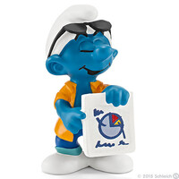 Schleich - Marketing Smurf 20773