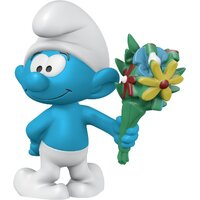 Schleich - Smurf With Bouquet 20798