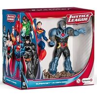 Schleich - Superman vs Darkseid Scenery Pack  22509