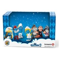 Schleich - Scenery Pack - The Smurfs 2  Movie Set 41339