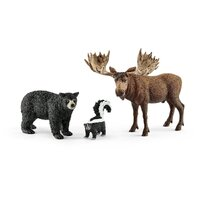 Schleich - North American Forest Dweller 41456