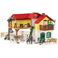 Schleich - Large Farm House 42407