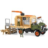 Schleich - Animal Rescue Large Truck 42475