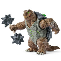 Schleich - Armoured Turtle with Weapon 42496