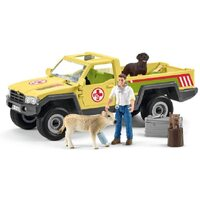 Schleich - Veterinarian Visit at Farm 42503