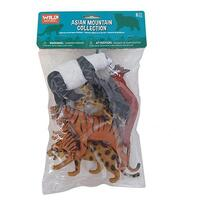 Wild Republic - Asian Mountain Collection Polybag