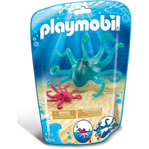 Playmobil - Octopus with Baby 9066