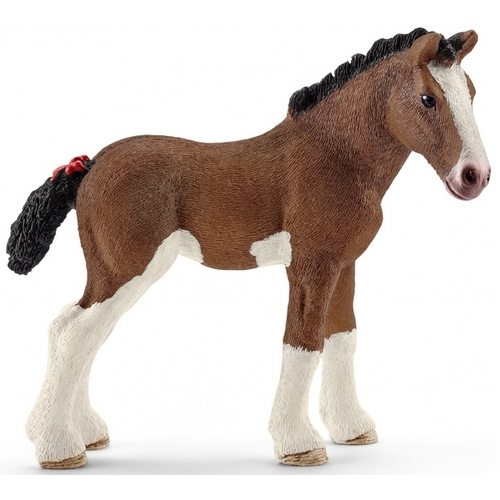 Schleich - Clydesdale Foal 13810