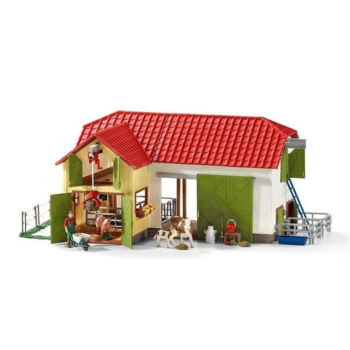 Schleich - Large Farm with Accessories 42333