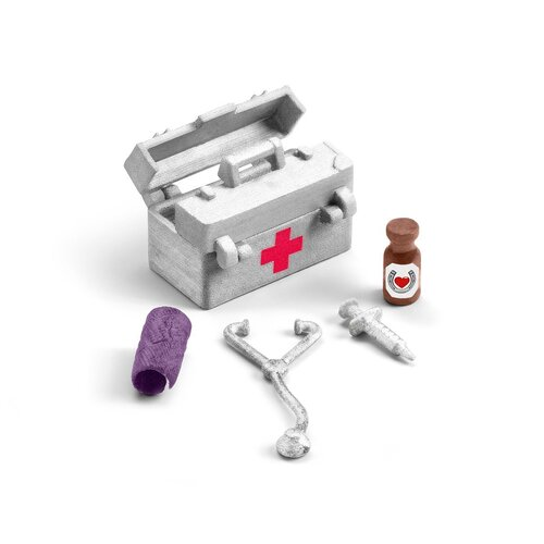 Schleich - Stable Medical Kit 42364
